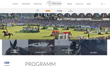 Der Große Preis von Aachen: Alle Informationen auf einen Blick