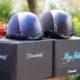 Roségold und Schlangenleder: unsere neuen Samshield Helme 5